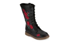 Olivia Miller Girls Knee-high boots