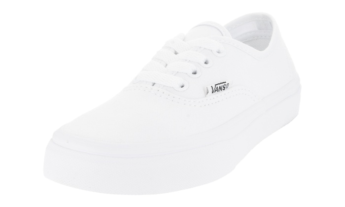 Up To 15% Off on Vans Kids Authentic Skate Shoe  439b3fdf8612