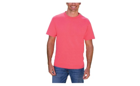 Men T-Shirt Adult Tee Coral S-4XL dfbbc2d6-b8c3-4dad-84b0-2d87e4045040