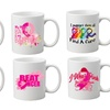 Fight Beat Cancer Awareness Support Causes Ribbon Coffee Mug Cup