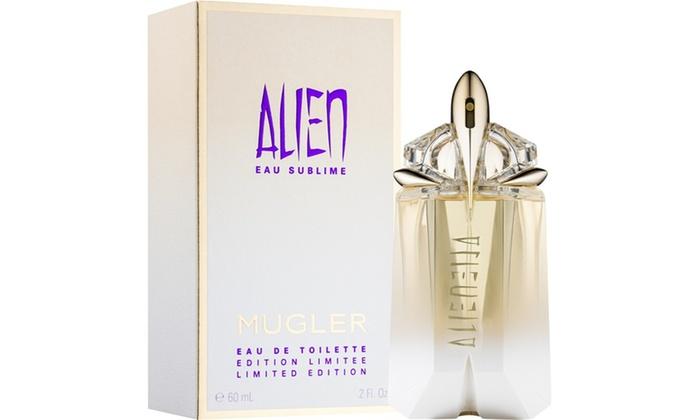 Thierry Mugler Alien Eau Sublime Eau De Toilette For Women 2 Fl Oz