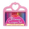 Melissa Doug Princess Crayon Set 4155