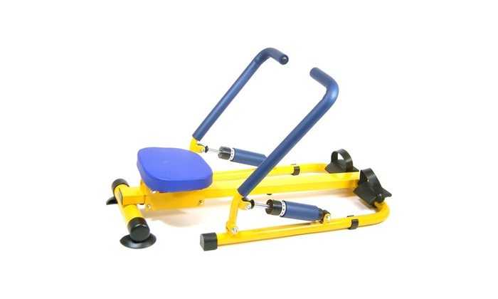 Fun and Fitness for kids - Multifunction Rower