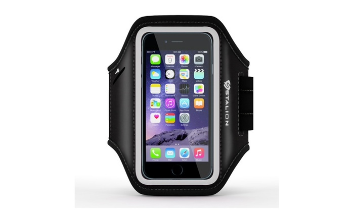 new product 179f3 9acac Stalion Sports Running Exercise Gym Armband Case for iPhone 6s Plus ...