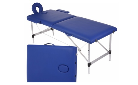 Folding Table Spa Facial Massage, Chair Carry Case (2) 92ff2981-105f-45c2-89cc-de20e568f001