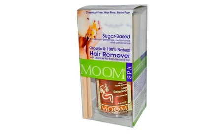 Moom Organic & Natural Hair Removal with Lavender Kit fb09ee9c-c3c4-448a-af5b-16ba4bcb83a8