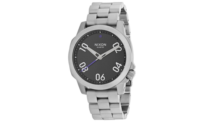 08f2290c9 Nixon Men's Ranger 40 | Groupon