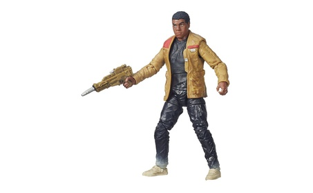 Star Wars: The Force Awakens The Black Series Finn (Jakku) Action Toy 86c2d8c6-1f10-4710-b058-51342b521795