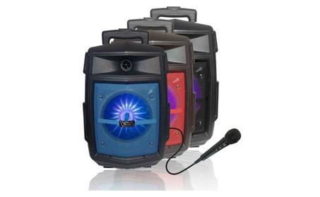 Fully Amplified Portable 1600 Watts Peak Power 8