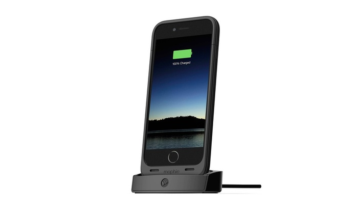 online store e6117 b5dc6 Up To 38% Off on Mophie Juice Pack Desktop Doc... | Groupon Goods
