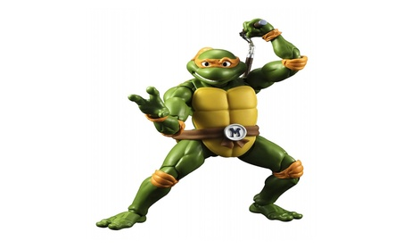 "Michelangelo ""Teenage Mutant Ninja Turtles"" Action Figure c308df48-5c67-4de4-9677-5a57b6f02e43"