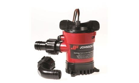 Johnson Pump 32903-24V 1000GPH Cartridge Bilge Pump - 24V photo
