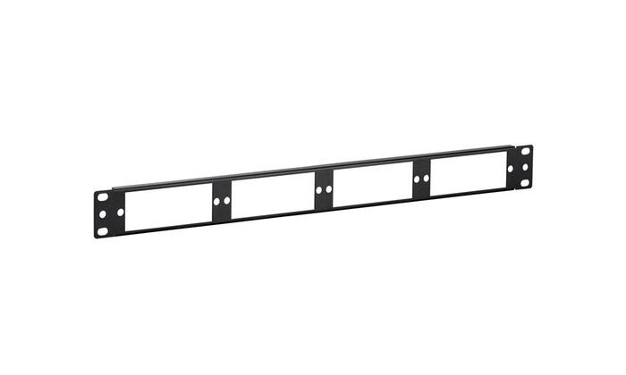 16 Gauge Steel 19 Inch 3Lgx Cassettes 1U Monoprice Blank Fiber Patch Panel