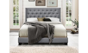 Brady Modern Upholstered Bed