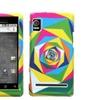 Insten Pop Square Phone Case For Motorola A955, Droid 2, R2d2, Droid