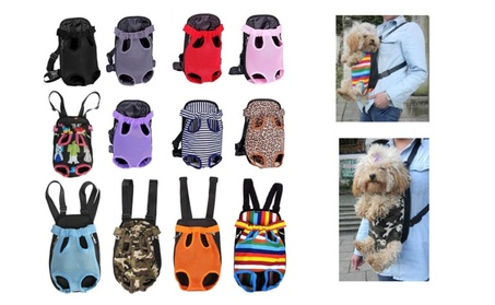 Nylon Mesh Pet Puppy Dog Cat Carrier Backpack Front Easy To Carry 4e69c7b1-e933-4ecc-ba24-214e4dcc0e2e