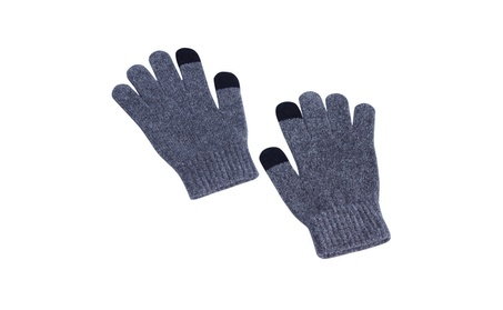 EvridWear Touch Screen Chenille Gloves Windproof Gloves Soft Fashion 2968b2fc-cecf-4b9e-9f11-20508aaab2c6