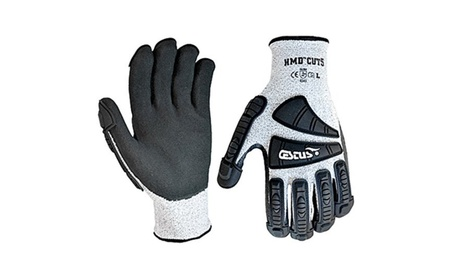 Cestus TREMBLEX-5 BK 2021 L Vibration -5 Neoprene Polypropylene Gloves e116dfeb-60fe-4521-960c-46ae285bfba9