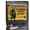 Warrior Candy Premium Jerky