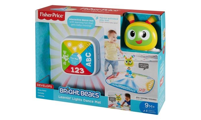 Fisher Price Bright Beats™ Learnin' Lights Dance Mat DPN44 | Groupon