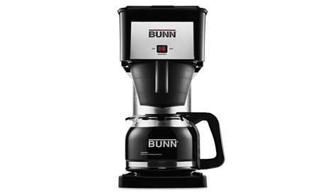 Bunn O Matic 10 Cup Velocity Brew Bx Coffee Brewer, Stainless Steel f768321f-1413-4d9c-b411-850859eacb30