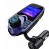 "Wireless Bluetooth FM transmitter Modulator car Kit 1.44"" screen"