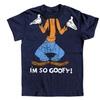 "Disney Goofy ""I'M So Goofy"" Character Men T Shirt"