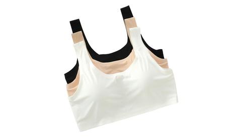 Sexy Women Sport Bra Ice Seamless Underwear Lady Gym Yoga Jogging Bra b258e979-46f4-4847-a15a-af094106b9c1