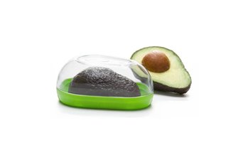 Prepworks Stackable Avocado Keeper with Clear Snap-On Lid
