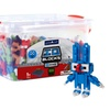 Guidecraft Kids Building Toy Quarter-size Minis Version IO Blocks