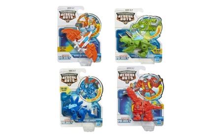 4 Pack Set: Playskool Transformers Rescue Bots cb8f6360-6cc5-4e15-88bf-2c65e77dab87