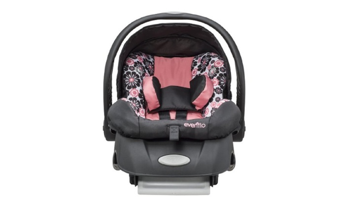 Evenflo Embrace LX Infant Car Seat, Penelope | Groupon
