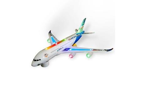 LED Flash & Music Airplane Toys 664bf2c8-e13c-49b0-8b57-f5cbae12ad11