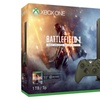 Xbox One S 1TB Battlefield 1 Console Bundle - Military Green
