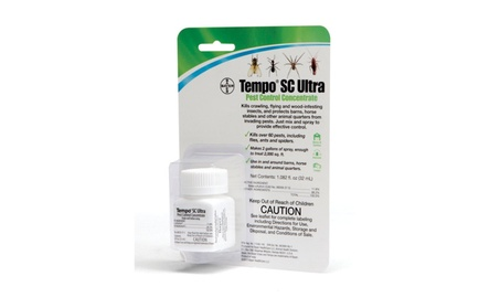 Bayer 80694254 Tempo Sc Ultra Pest Control Concentrate, 32 Ml a4767d0e-2807-4a76-899c-0a3d292bd5d5