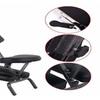 Black New PU Massage Portable Massage Chair Tattoo Spa Free Carry Case