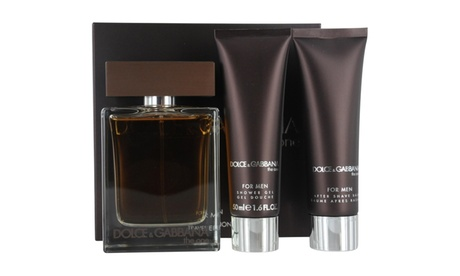 The One by Dolce & Gabbana Mens Gift Set
