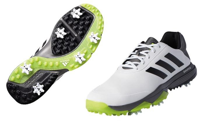 newest 8c174 bf69f Adidas adiPower Bounce Mens Golf Shoes