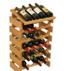 Wooden Mallet 24 Bottle Dakota Wine Rack with Display Top