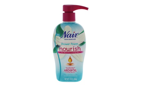 Nair Shower Power Nourish Moroccan Argan Oil & Orange Blossom - 13 oz 67333dcd-0a9a-42ac-96a1-9e792f33eca0