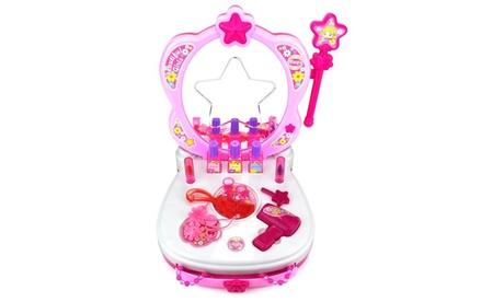 Velocity Toys Star Magic Princess Toy Vanity Mirror Play Set ea6202d3-7993-4eac-babf-aacc77ecf91f