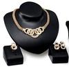 Multi-Loop 4-Piece Jewelry Set