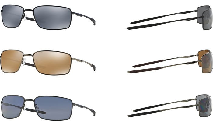 1cde0181f3c Up To 46% Off on Oakley Square Wire OO4075 Pol...