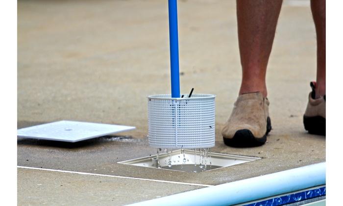 LIDZ Off Pool Skimmer Lid & Skimmer Basket Removal Tool   Groupon