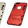 Hybrid Dual Layer Kickstand Case For iPhone 6, 6s, & iPhone 6, 6s Plus