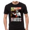 Young Guns Famous Men's Black T-shirt NEW Sizes S-2XL