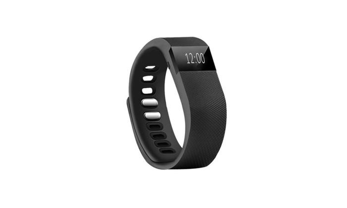 Fitness Activity Tracker Smart Wrist Pedometer Bracelet Watch
