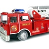 Safety Rescue Fire Truck Battery Operated Bump and Go Kid's Toy Fire Truck