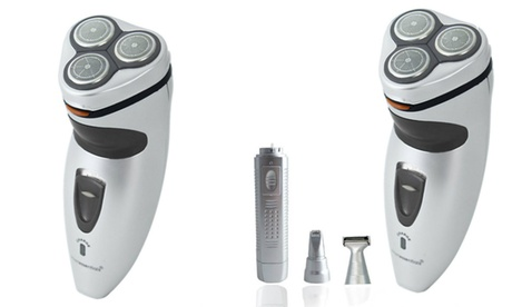 Cordless Shaver with Beard and Hair Trimmer 20f9d3af-7523-4751-9c64-12ecf370173f