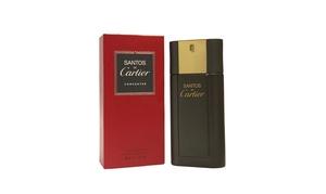 Santos de Cartier Concentre Eau de Toilette 3.3 oz / 100 ml For Men